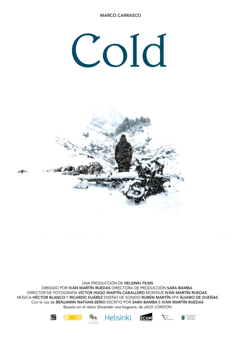 Poster of the shortfilm Cold