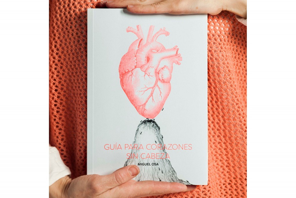 Portada Guía para corazones sin cabeza