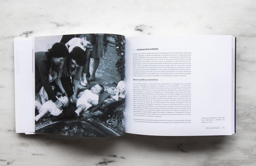 Interior libro Camino Olvidado