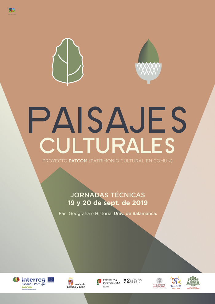 cultural event poster by ana moyano