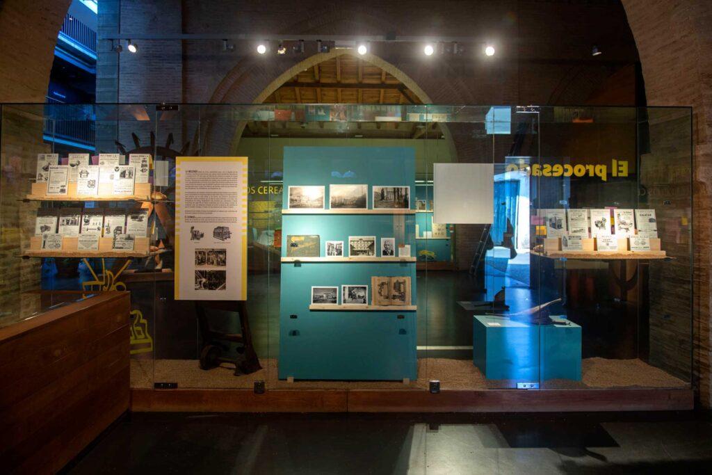 Interior Museo del Pan