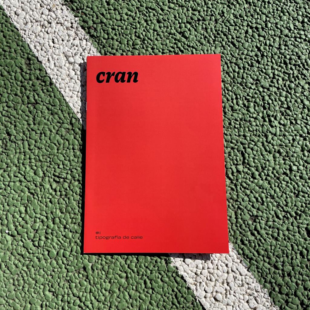 cran #1 cover